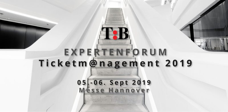 API Integration Event Ticketing Solution White Label Expertenforum