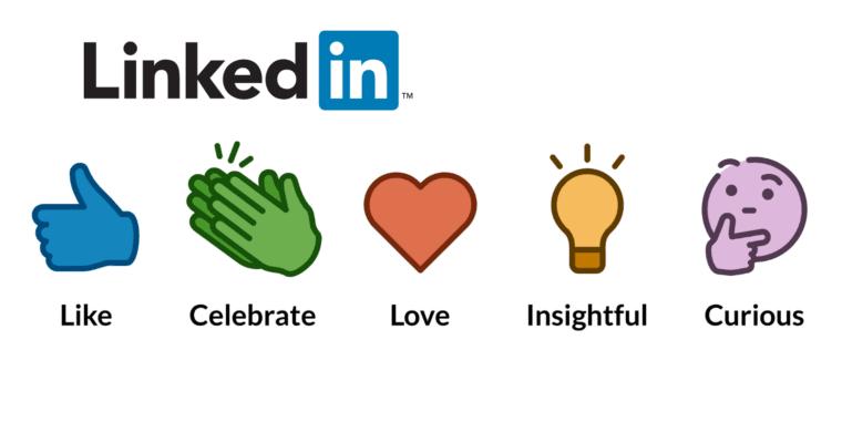 social-media-kanalen-linkedin-reacties