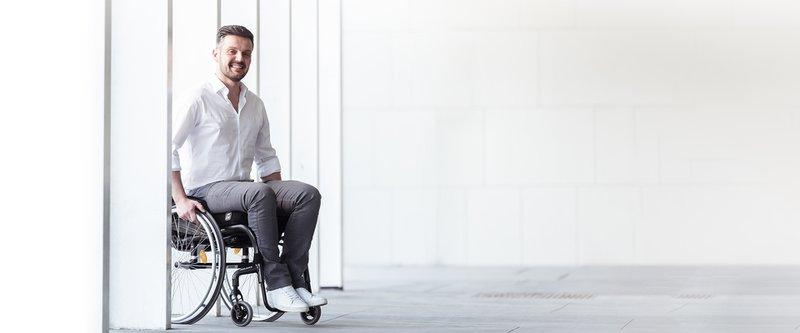 Rollstuhlhose