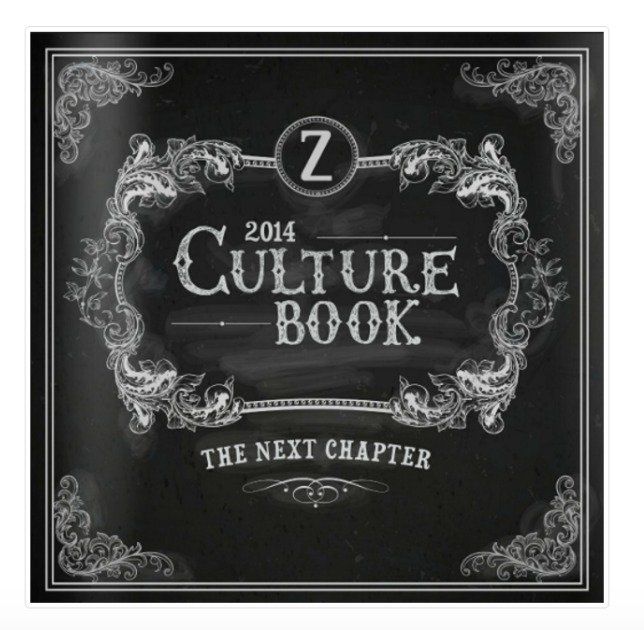 Zappos employee handbook