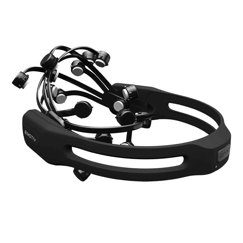 Emotiv Epoc+  BCI headset