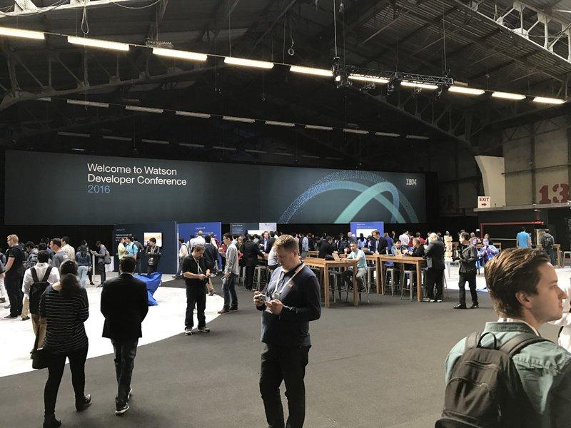 Watson Developer Conference 2016