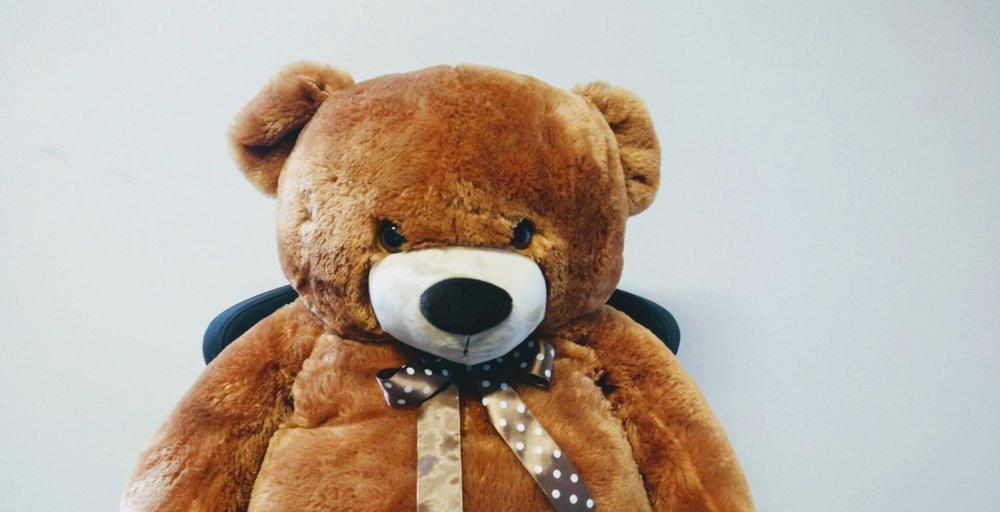 Talking Teddy: an intelligent, IoT-driven teddy bear