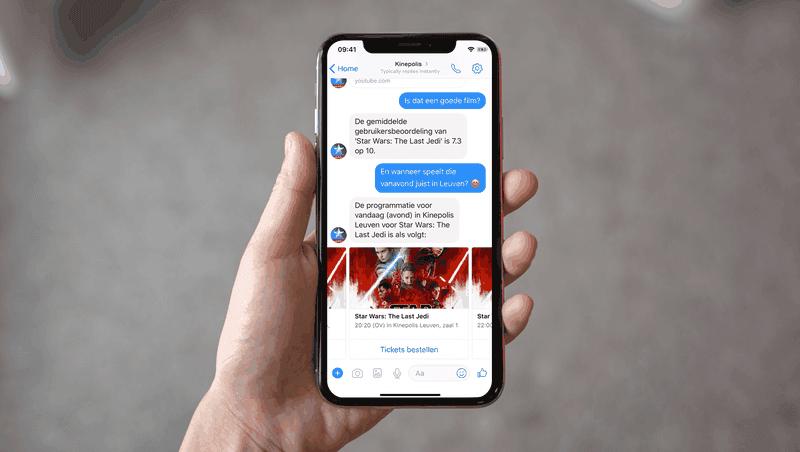 Chatbot message length