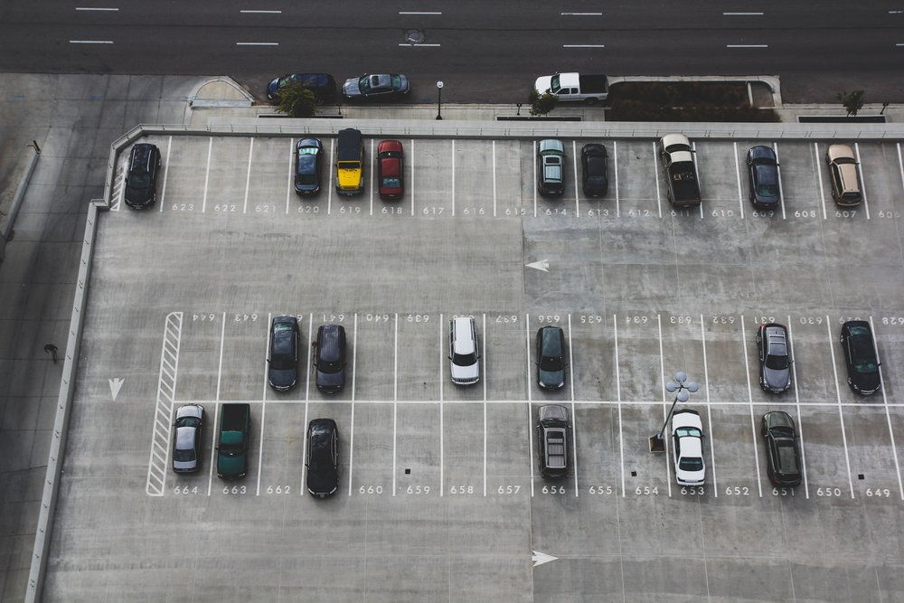 The state of parking in Leuven (or how we stole 7,5 million euros)