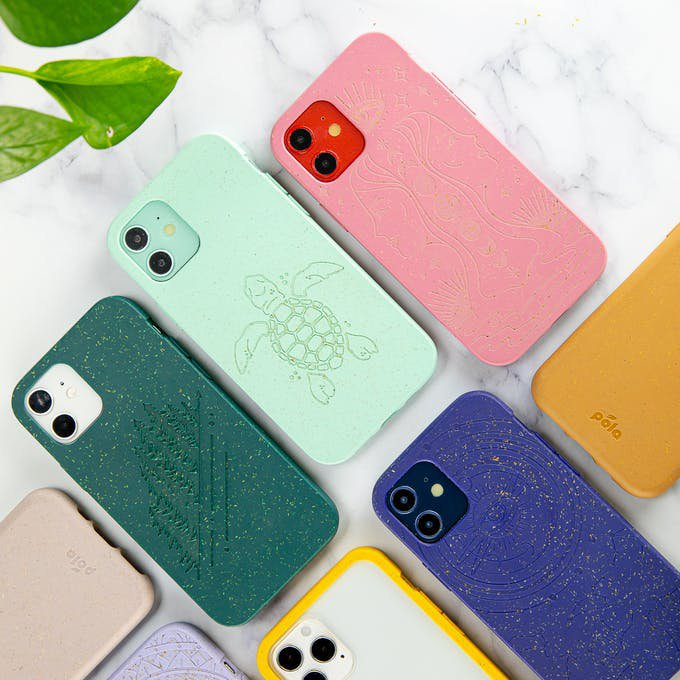 Pela: The Sustainable Super Heroes Protecting the Planet & Your Phone