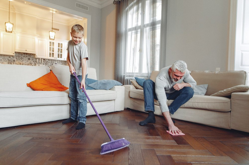 5 Sustainable Cleaning Tips for Keeping Your Home Clean & Green
