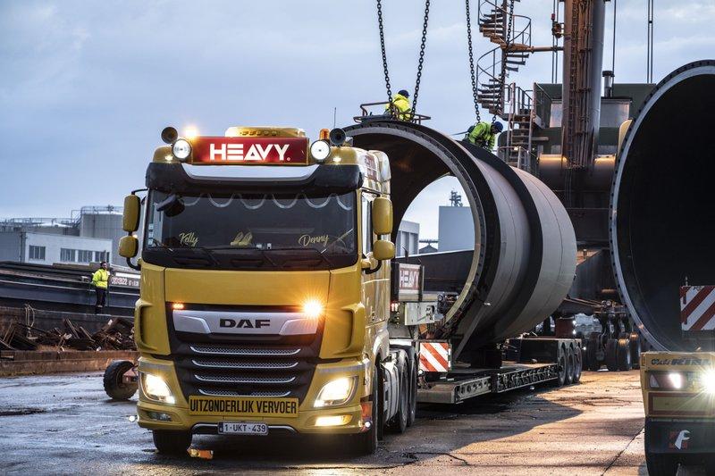 Gossellin- Heavy transport