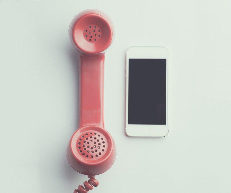 Storing telefonie