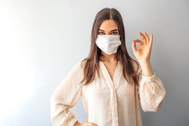 chirurgisch masker verplicht
