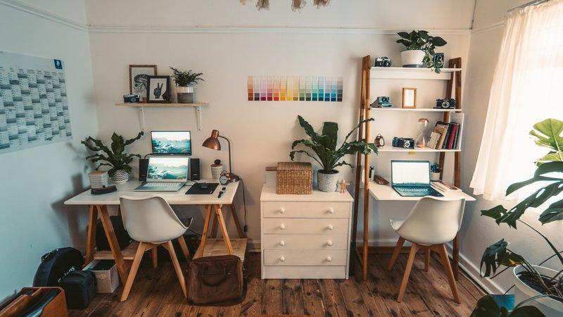 Hybride werken: set-up thuiskantoor