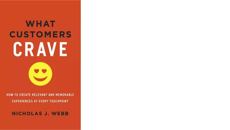 what customers crave book cover top marketing books