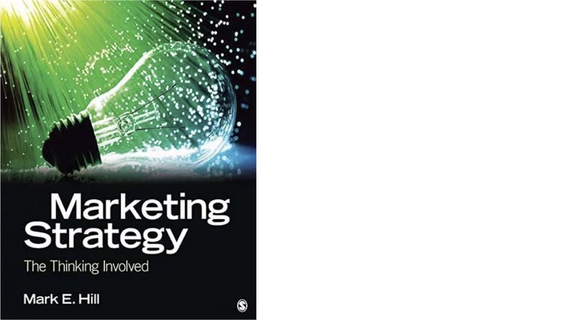 marketing strategy the thinking involved book cover