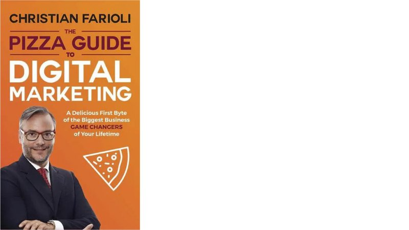 the pizza guide to digital marketing by christian farioli book cover top digital marketing books