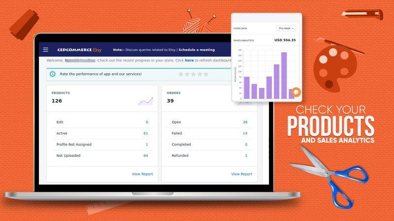 Etsy app shopify cedcommerce ecommerce