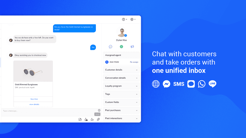 Jumper.ai messenger messaging ecommerce tool