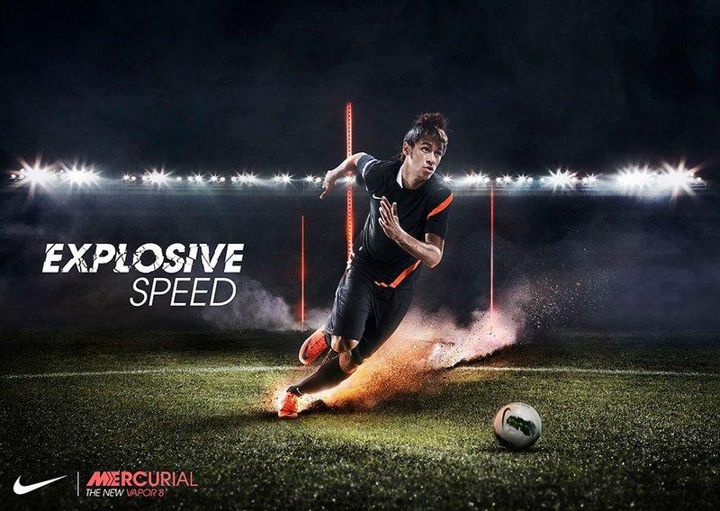 Nike Print Ad Soccer