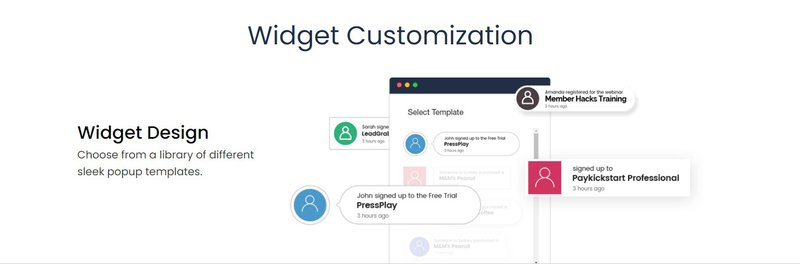 provely social proof widget tool for ecommerce