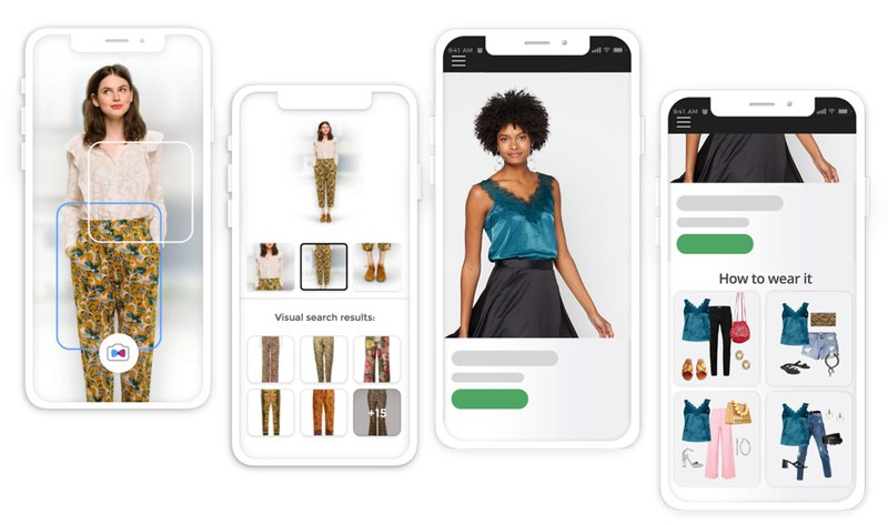 fashion deep tagging visual search example