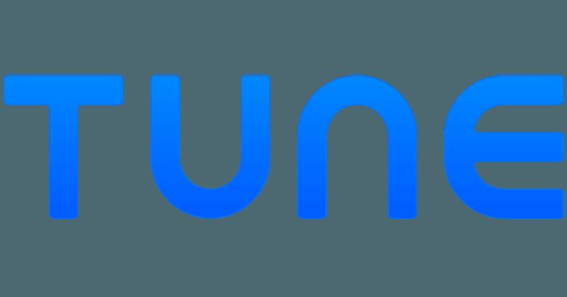 tune affiliate partner marketing platform logo