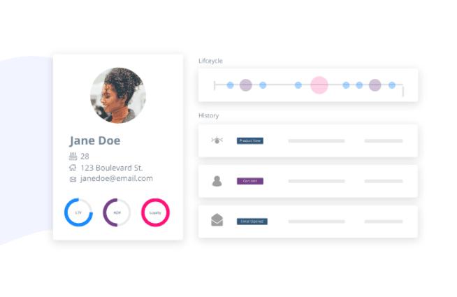 Zaius CDP customer data platform