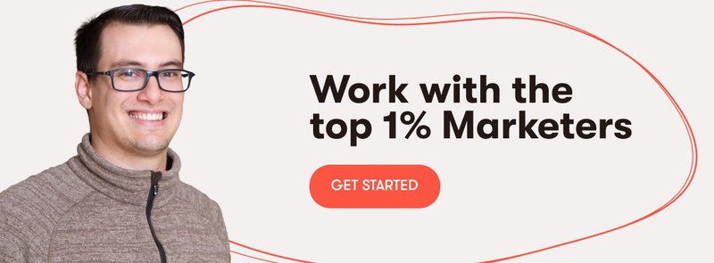 work with the top ecommerce marketers