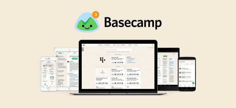 basecamp marketing tool team collaboration