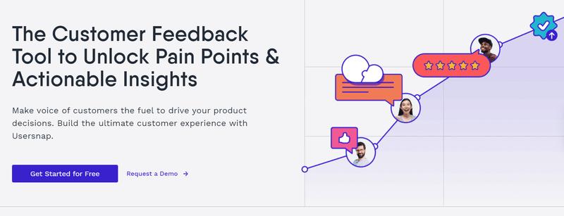 user customer feedback tool ecommerce holidays optimization