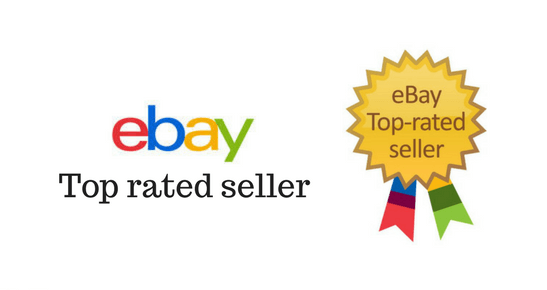 ebay top rated seller badge ecommerce online marketplace marketing strategies