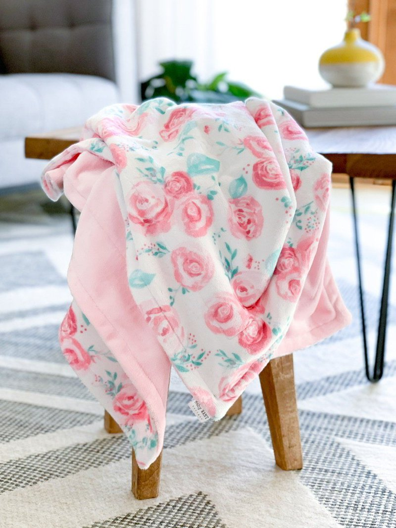 minky blankets couture