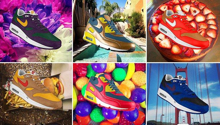 Nike Air Max UGC Example
