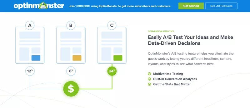optinmonster template provider tool image example ecommerce