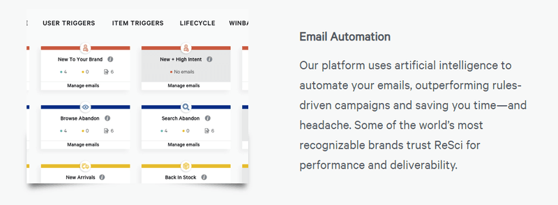 resci email automation tool