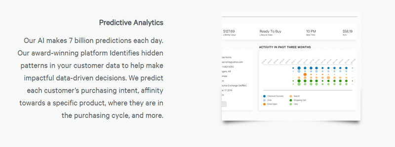 resci predictive analytics email marketing tool