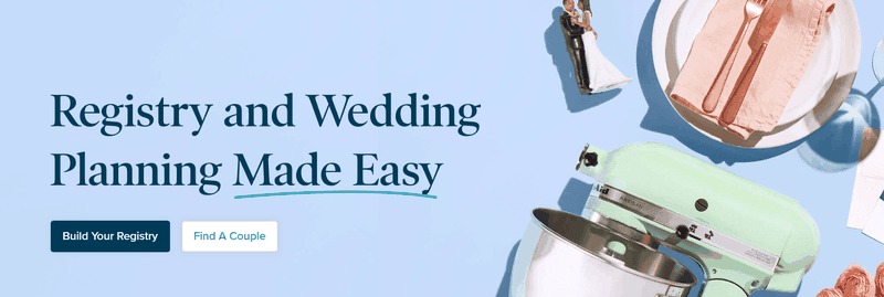 zola wedding registry online marketplace