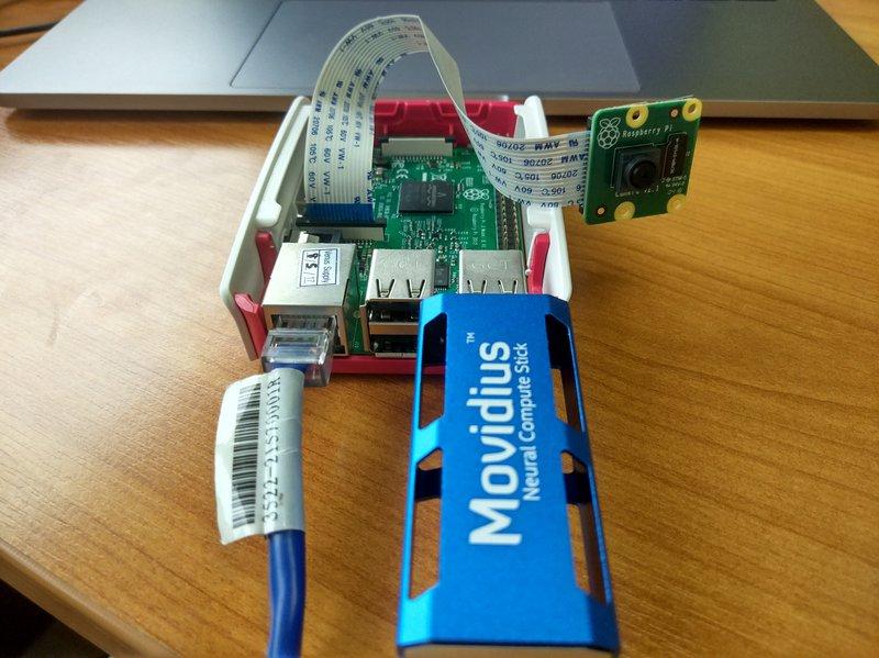 Movidius NCS (with Raspberry Pi) vs  Google Edge TPU (Coral