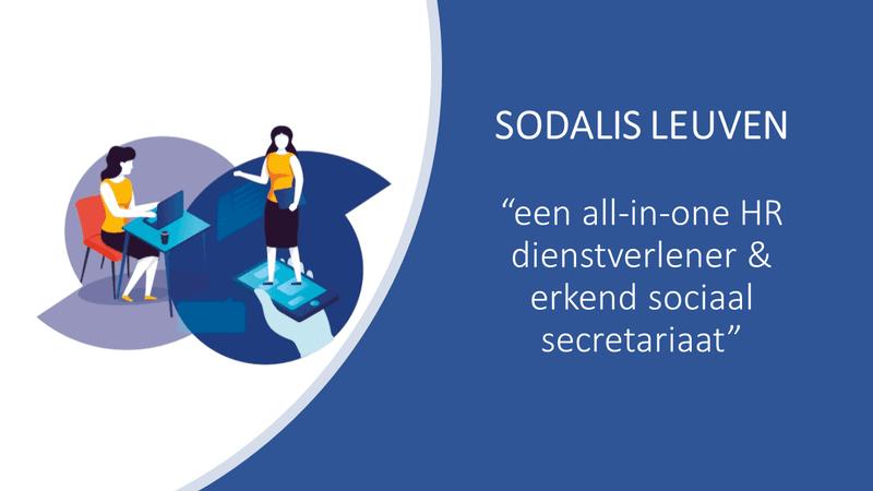 Sodalis Leuven sociaal secretariaat
