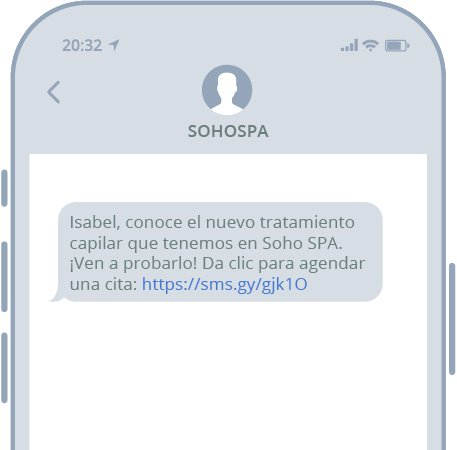 Captar leads por SMS