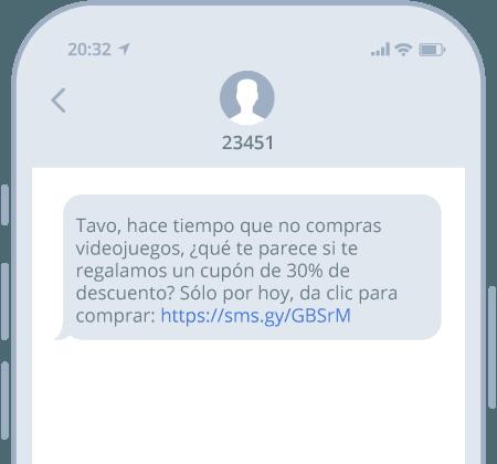Remarketing por SMS