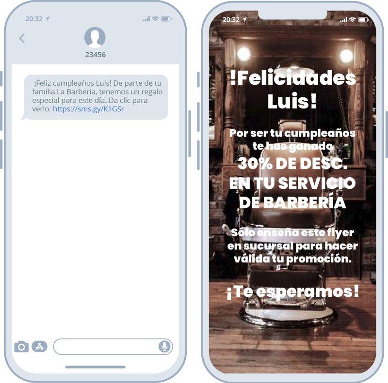 SMS creativos