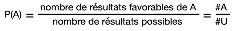 formule de laplace