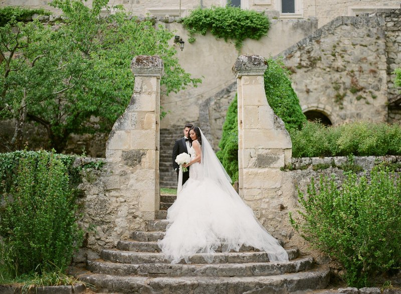 Find the Perfect French Chateau Wedding Venue - chateau de lisse