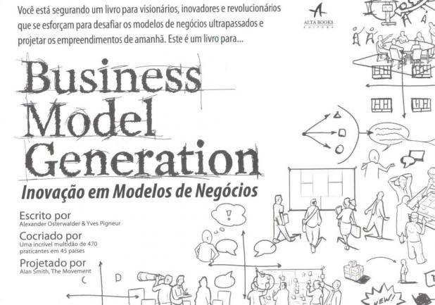 Business Model Generation - livro