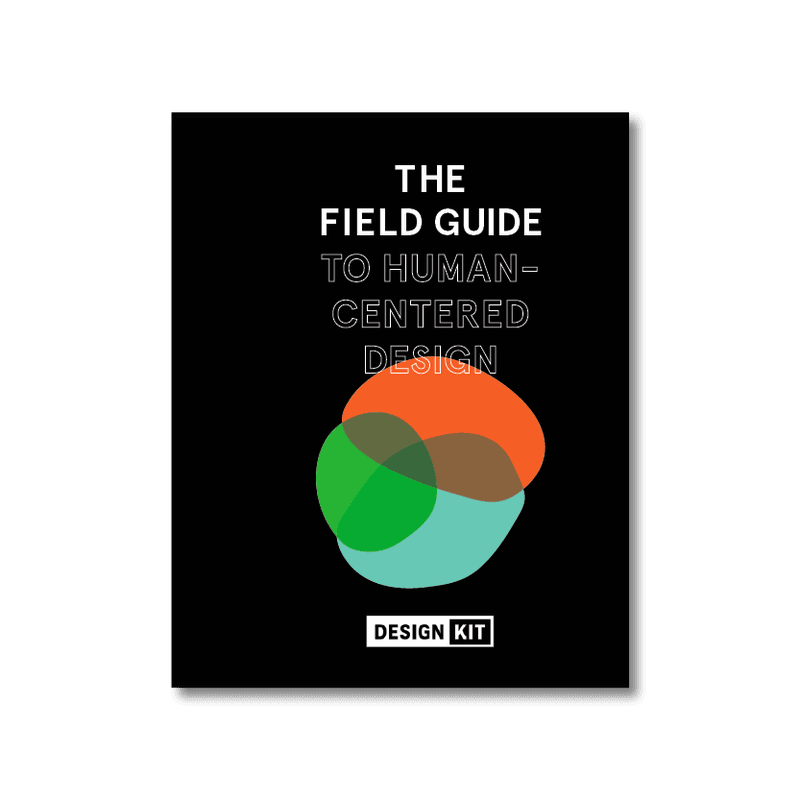 The Field Guide to Human-Centered Design, de IDEO.org