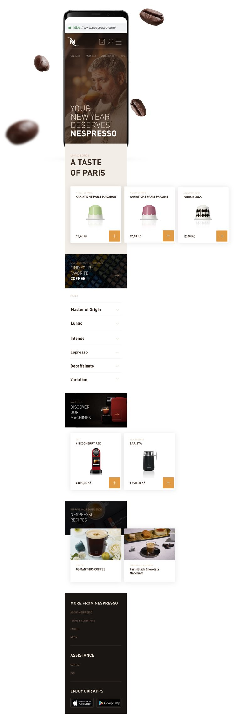 UX/UI Projeto