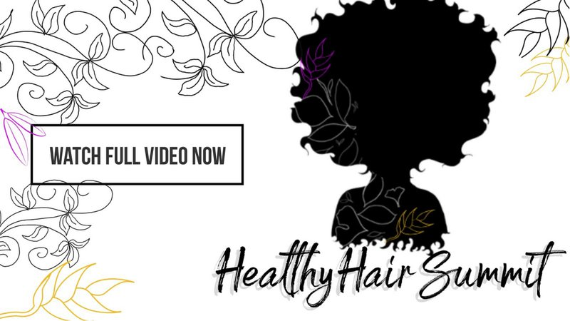 Watch the full Healthy Hair Summit for different types of curly hair