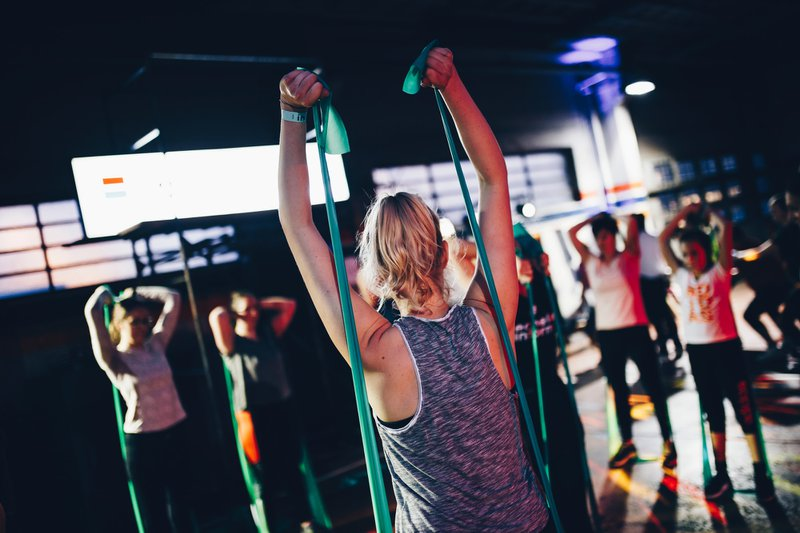 Have you been resisting the resistance band?