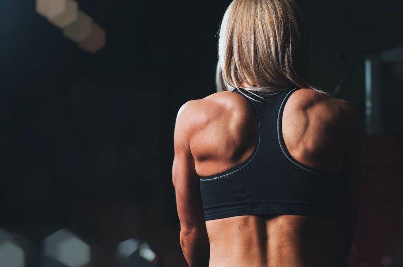 back and shoulder workouts for good posture!
