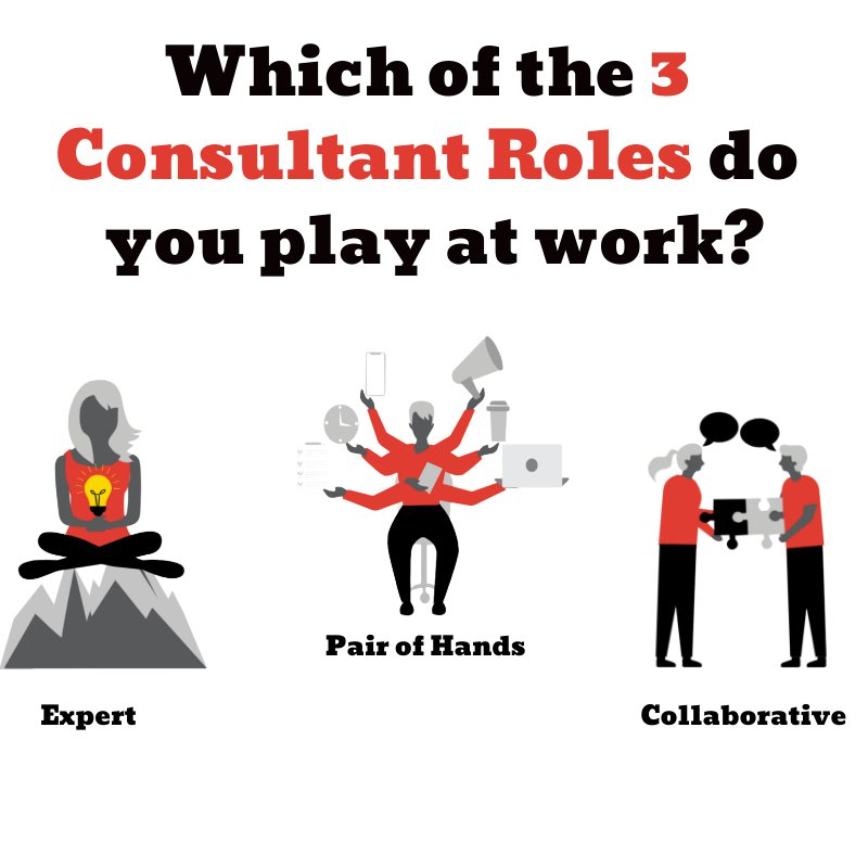 The 3 Consulting Roles