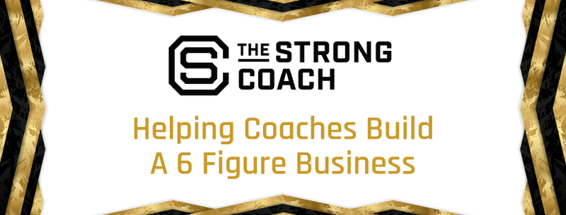 Lifestyle Changes For People Getting Into The Strong Coach - What Is The Strong Coach?